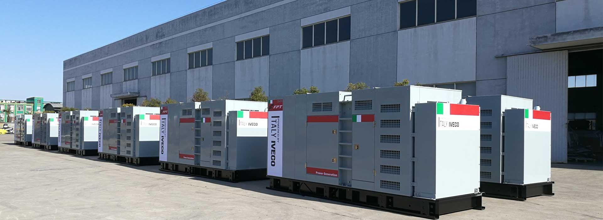 FPT-Iveco Diesel Generator-