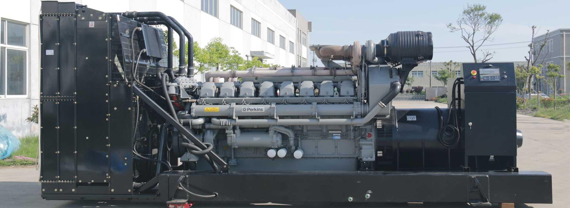 Perkins Diesel Generator-